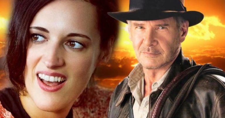 Indiana Jones 5 met-il en place Phoebe Waller-Bridge pour remplacer Harrison Ford?
