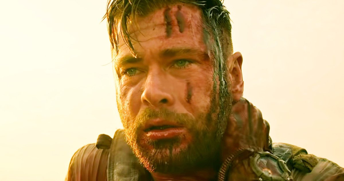La bande-annonce d'Extraction 2 arrive, Chris Hemsworth ramène Tyler Rake