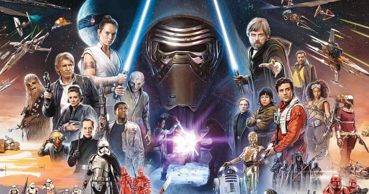 L'éditeur emblématique de Star Wars pense que la trilogie de la suite de Disney est «horrible»