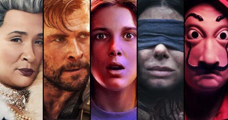 Les 10 meilleurs films et émissions de télévision de Netflix par heures regardées révélés pour la première fois