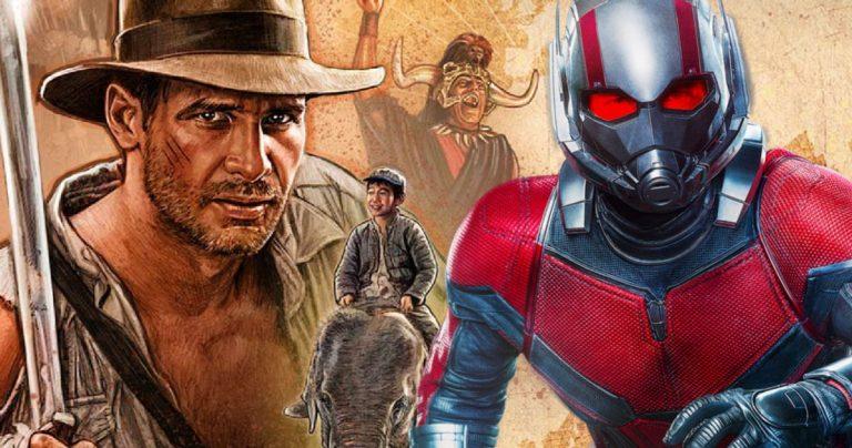 Les ensembles Indiana Jones 5 et Ant-Man 3 auraient été durement touchés par une épidémie de norovirus