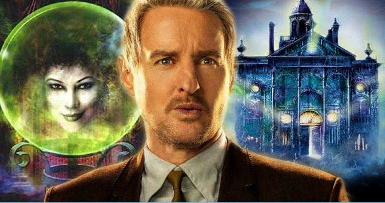 Owen Wilson rejoint le film The Haunted Mansion de Disney