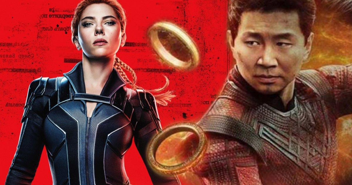 Shang-Chi est sur le point de renverser Black Widow comme le plus grand film de 2021