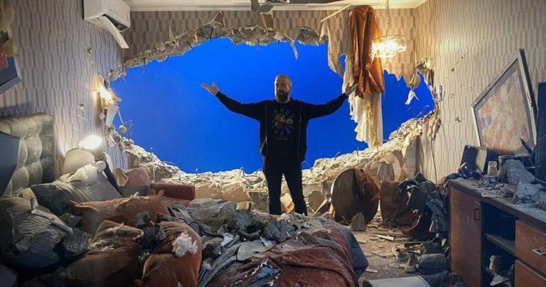 Shazam!  Fury of the Gods termine le tournage d'une chambre complètement démolie