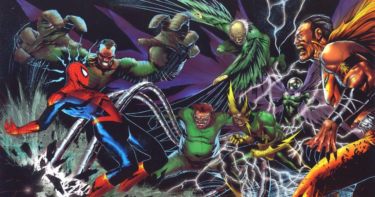 Sony envisage-t-il d'unir Venom et Spider-Man avec un croisement Sinister Six?