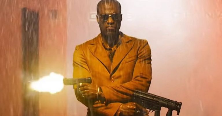 Yahya Abdul-Mateen II est Morpheus dans Matrix Resurrections