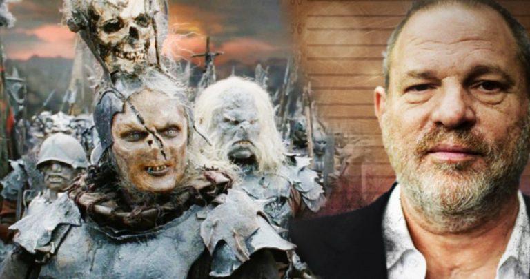 Elijah Wood confirme qu'un orc du Seigneur des Anneaux a été conçu après Harvey Weinstein