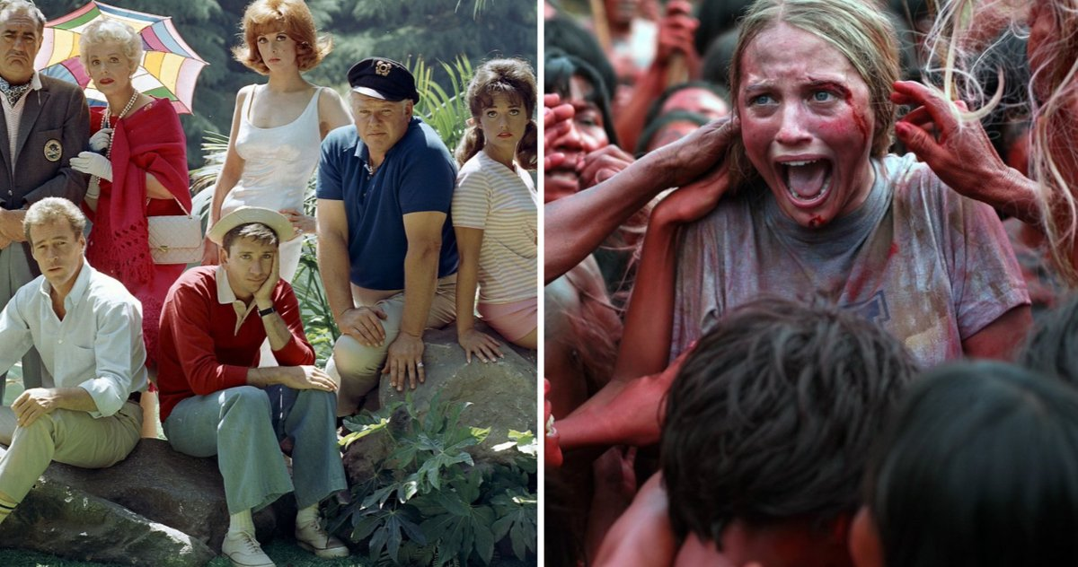 James Gunn voulait refaire l'île de Gilligan avec une touche cannibale