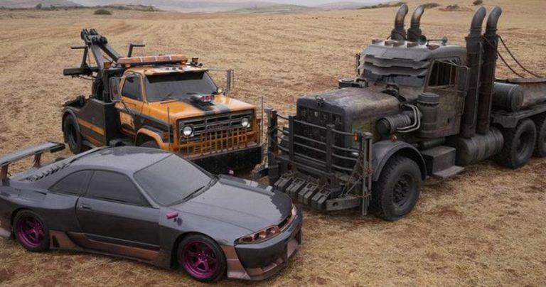 Le premier aperçu de Rise of the Beasts révèle des Autobots et des Terrorcons