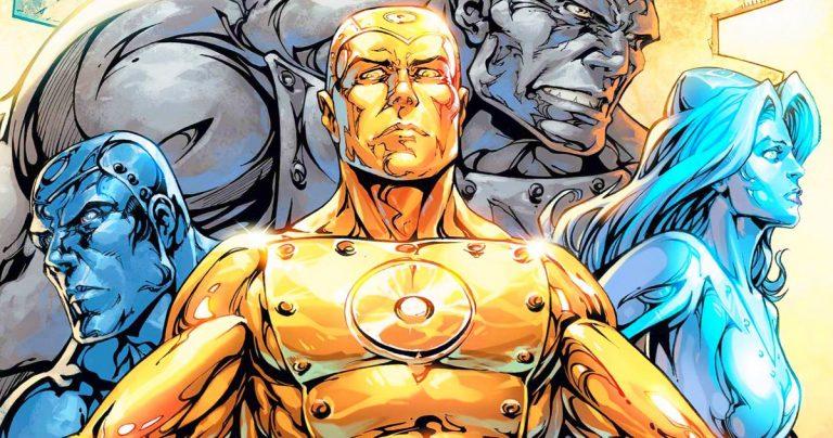 Metal Men de DC est de retour dans le développement actif avec le réalisateur de Men in Black Barry Sonnenfeld